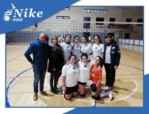 UNDER 18 – NIKE VOLLEY VS ALBAVERDE
