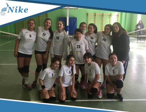 UNDER 14 – VOLLEY GELA VS NIKE VOLLEY