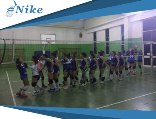 UNDER 18 – VOLLEY GELA VS NIKE VOLLEY